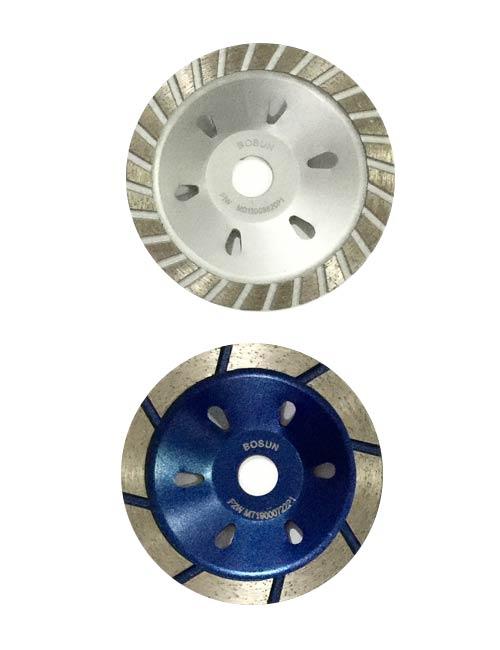 Bosun Diamond Cupwheel