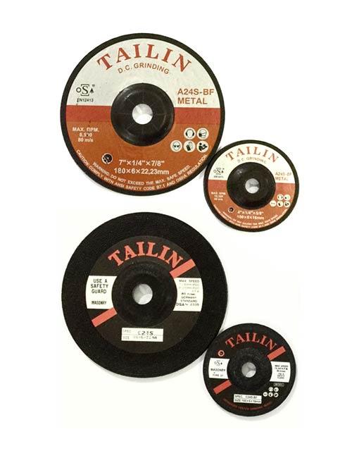 Tailin Grinding-&-Cutting-Wheels