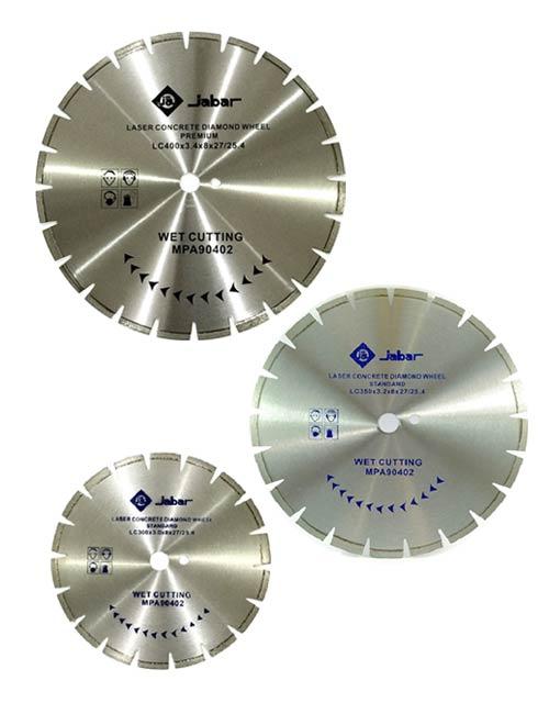 Jabar Diamond Blade16,14 & 12